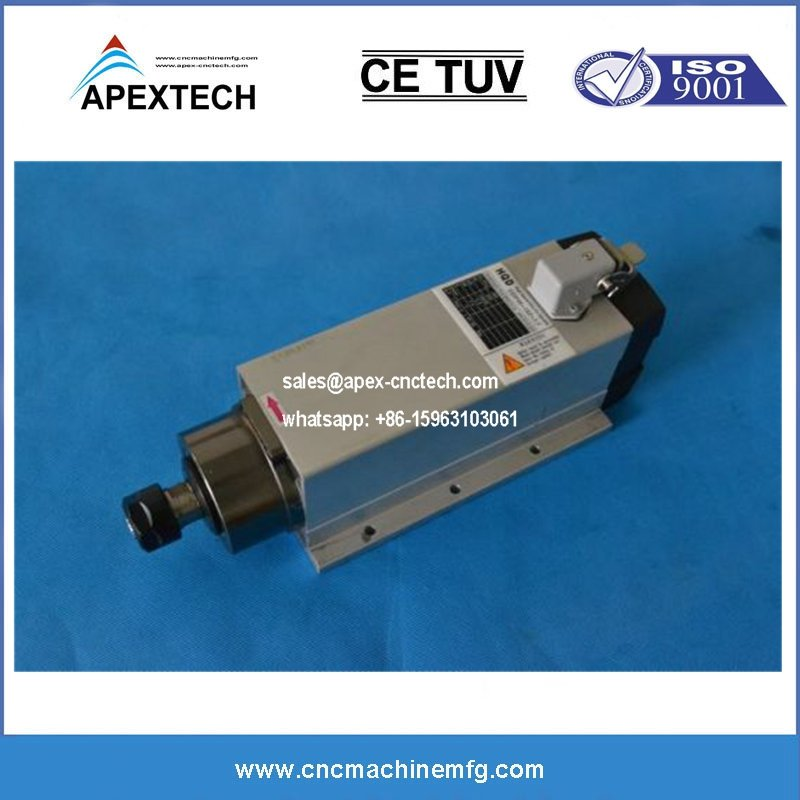 HQD 3.5KW aircooling spindle CNC Router Parts