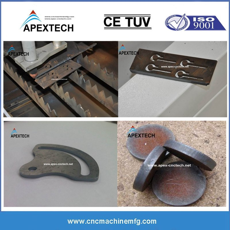 steel cutting plasma cnc router with cheap price