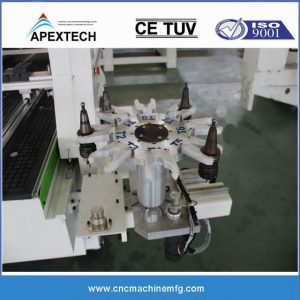 1530 Affordable Linear Disc ATC CNC Router with Auto Tool Changer