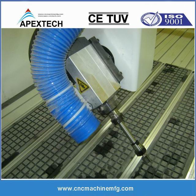 CNC Router Machine 1325 4axis Spindle Rotating 180 degree China CNC Engraving Machine