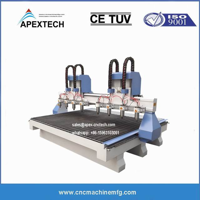 China Woodworking Cnc Router Wood Cnc Engraving Machine