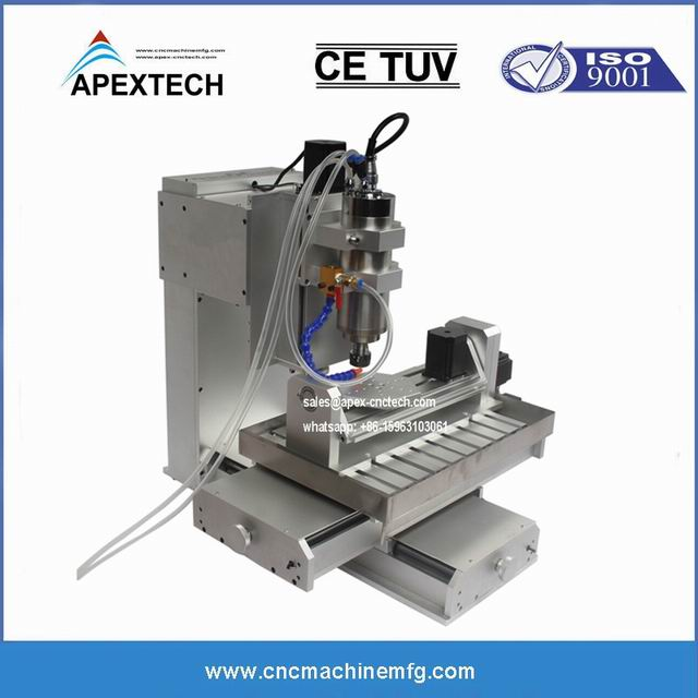 how to buy the China Mini Desktop 5Axis Hobby CNC Router, this is your best choice