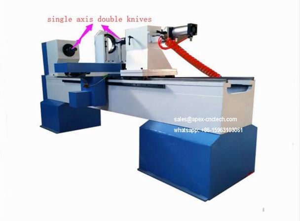 wood working copying turning lathe machine with high efficiency wood turning lathe for billiard cue