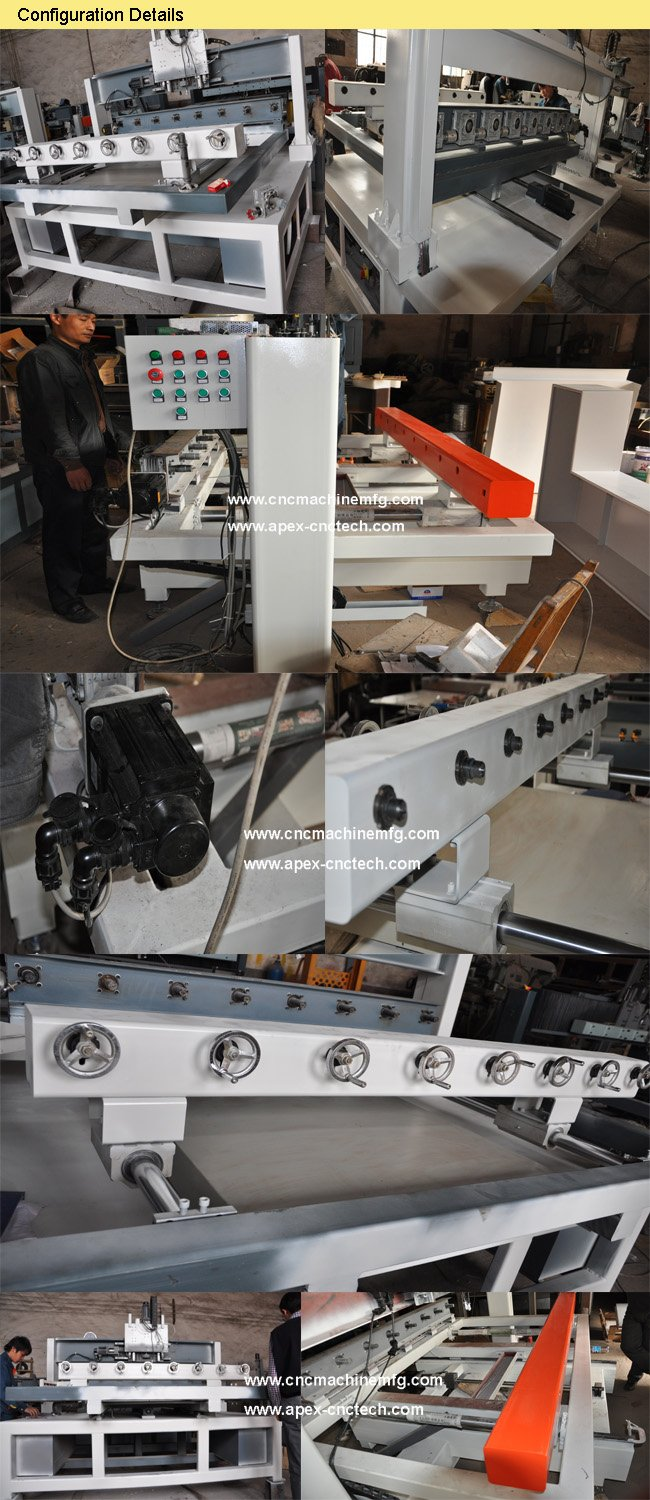 EPS Shaping Foam Mould 3015 4axis Cnc Router