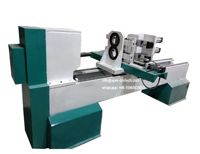 A1516 CNC Lathe Machine With Effective Turning