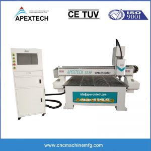 A1530 Single Spindle Woodworking 3D Sculptures CarvingMillingEngraving CNC Router Machine
