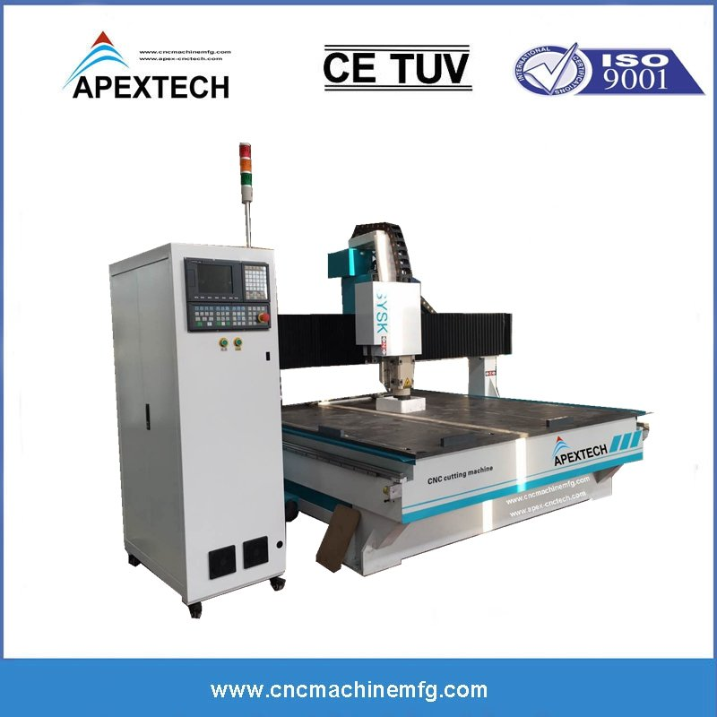 B1530 CNC Cutting Milling Acrylic Plastic Metal Sheet Wood Router Machine made in china