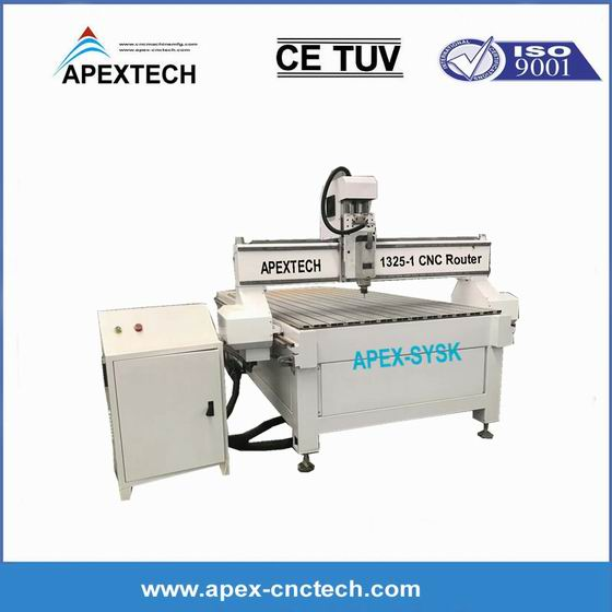 4X8FT Wood CNC Router Machine for Wood Doors, Cabinets, Furnitures, Decorations, Tables, Chairs and Windows
