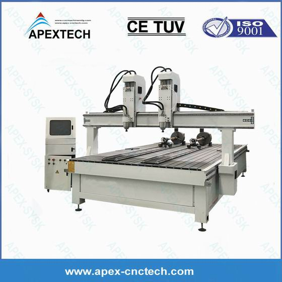 ACP Wood Carving Machines CNC Router 2030 with 6kw Watercooling Spindle