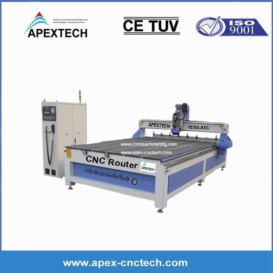Italy Hsd Spindle Automatic Tool Change Atc Wood Doors Producing Machines router