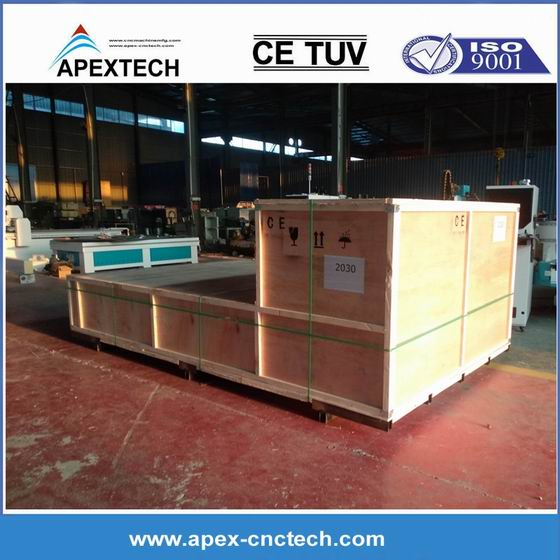Woodworking CNC Router Machine 1530 1325 2030 Vacuum Table With Heavy Frame