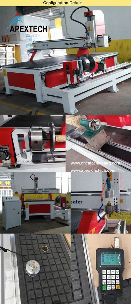 Woodworking Production Line CNC Router for Panel Furniture Cabinet Home Depot details