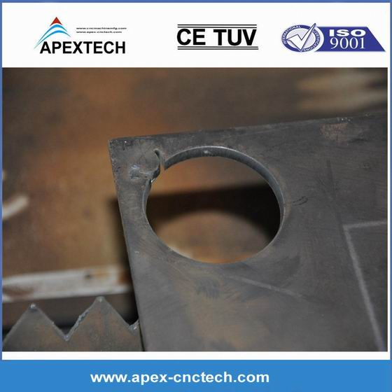 CNC Plasma Metal Cutting samples for Carbon Stainless Steel Pipe with Cheap Price cnc plasma machinery