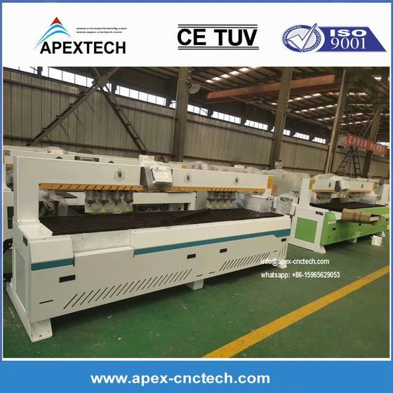 Dual Spindles Hinge Hole CNC Side Hole Drilling Machine Wood Working router