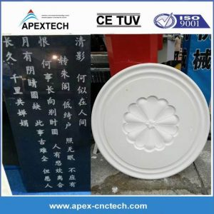 Granite Marble Engraving Machine 3Axis Stone CNC Carving Router
