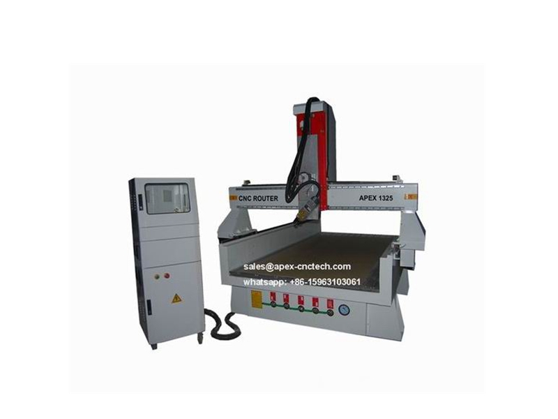 1325-4 Axis Spindle Rotating 180-Degree China CNC Machine