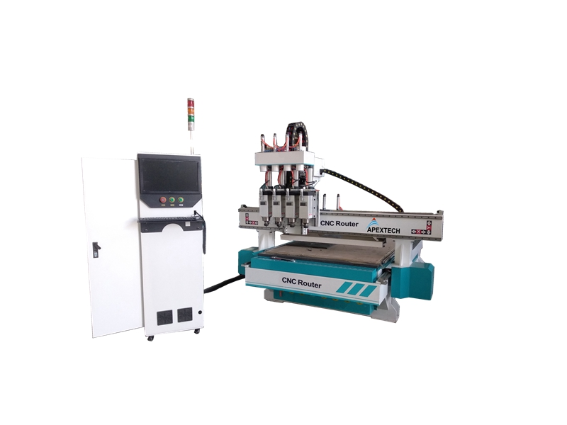 2021 The Most Popular 4 Processes 1325 CNC Wood Router