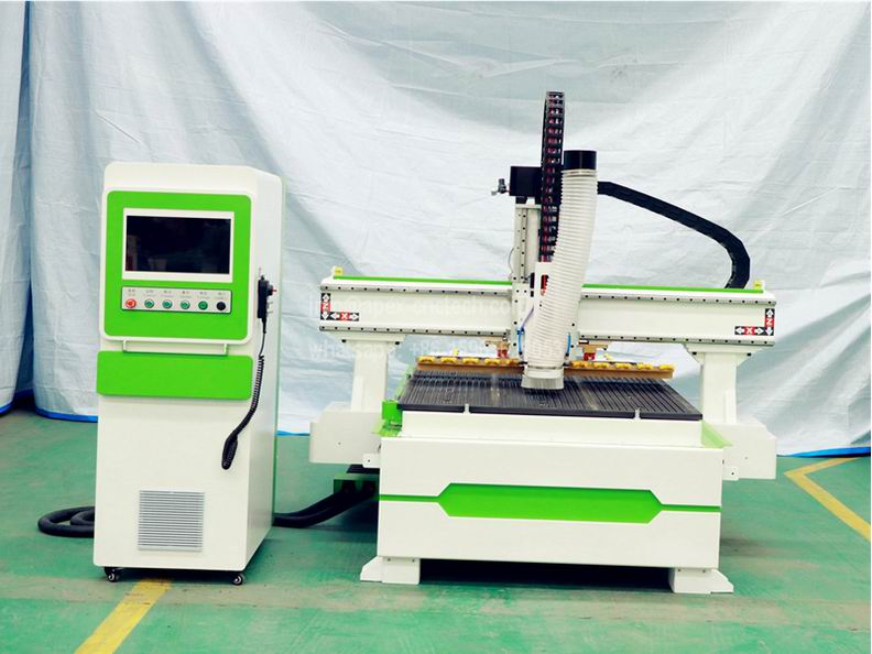 4x8 feet Linear ATC CNC Wood Router for sale with affordable price