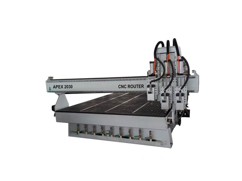A2030SATC-3 Aircooling Spindles Auto CNC Machines Woodworking Router