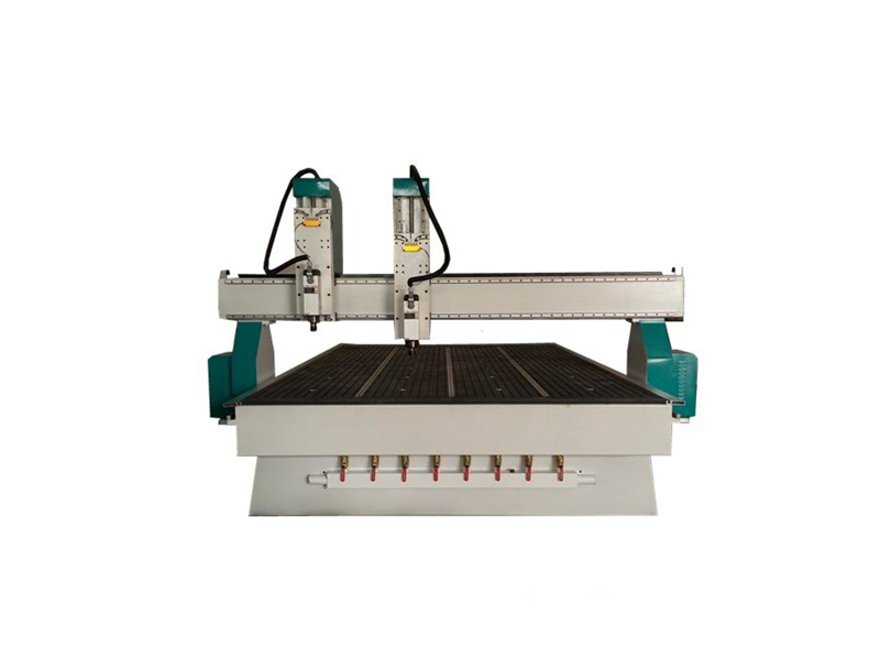 B2030IZ2 heads Two Spindles 1325 1530 CNC Router Machines