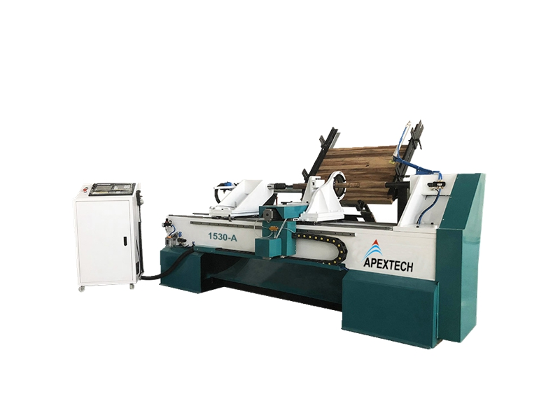 new style C1530 Single Axis New Style Automatic Loading Wood Lathe Machine Buy Online