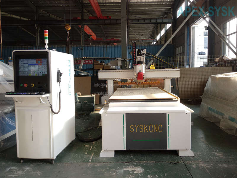 1325 cnc router with tool changer