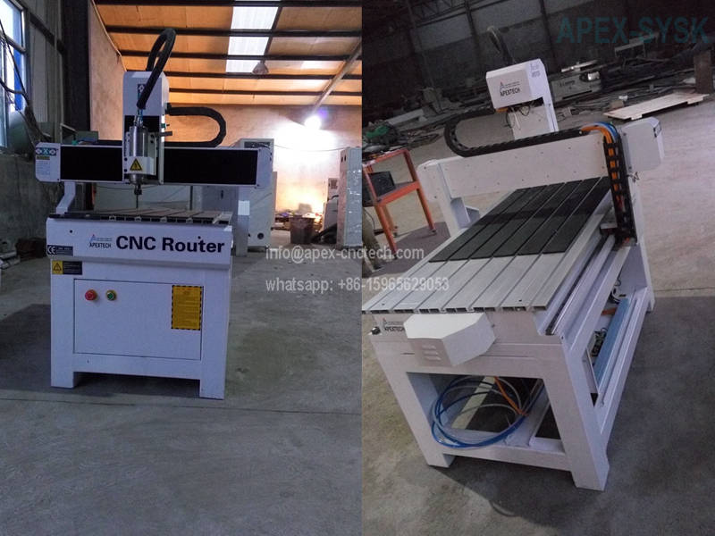 2'x3' Small CNC Machine for Wood