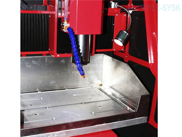 4030P tabletop cnc router