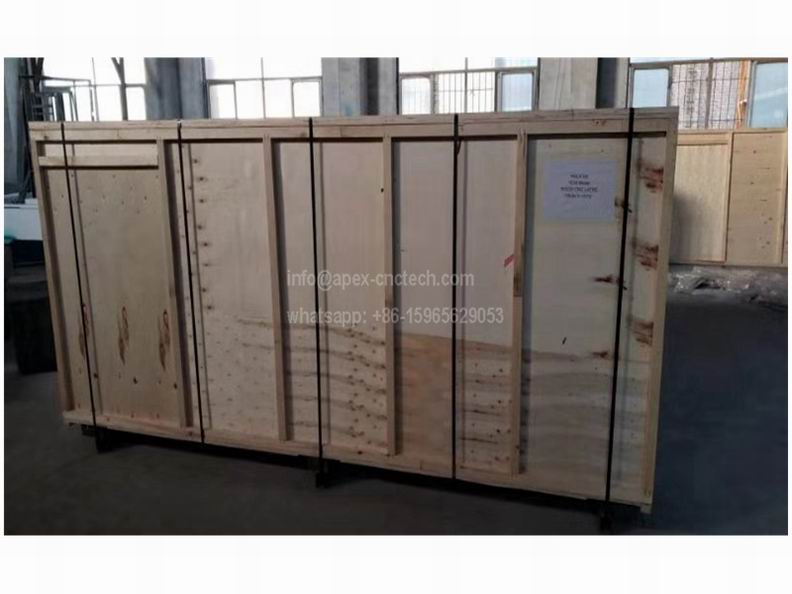 Package of 1512 cnc turning service wood cnc machine