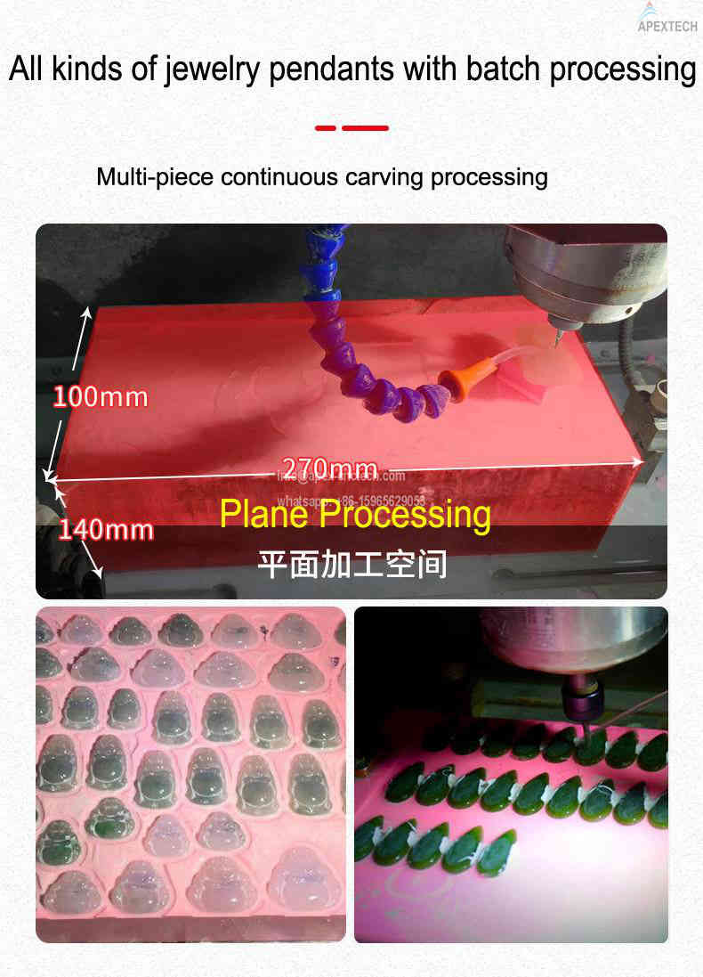 best cnc router ideas for jade crystal carving