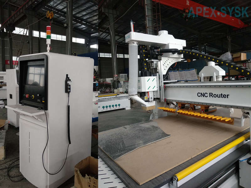build your own cnc machine for wood