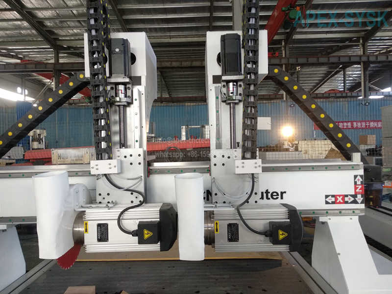 cnc router kit 4x8 for cutting wood MDF