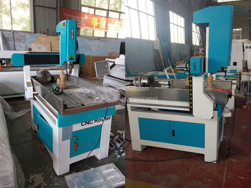 cnc router signs 6090-4Axis for Sale