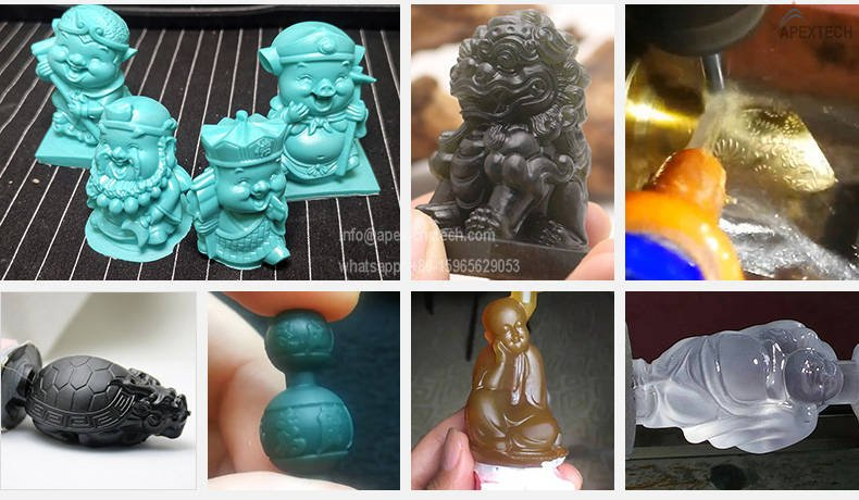 what is a cnc router for stone crystal jade